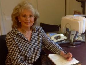 Nan in office
